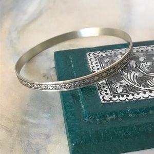 Danecraft Sterling Silver Bangle Bracelet